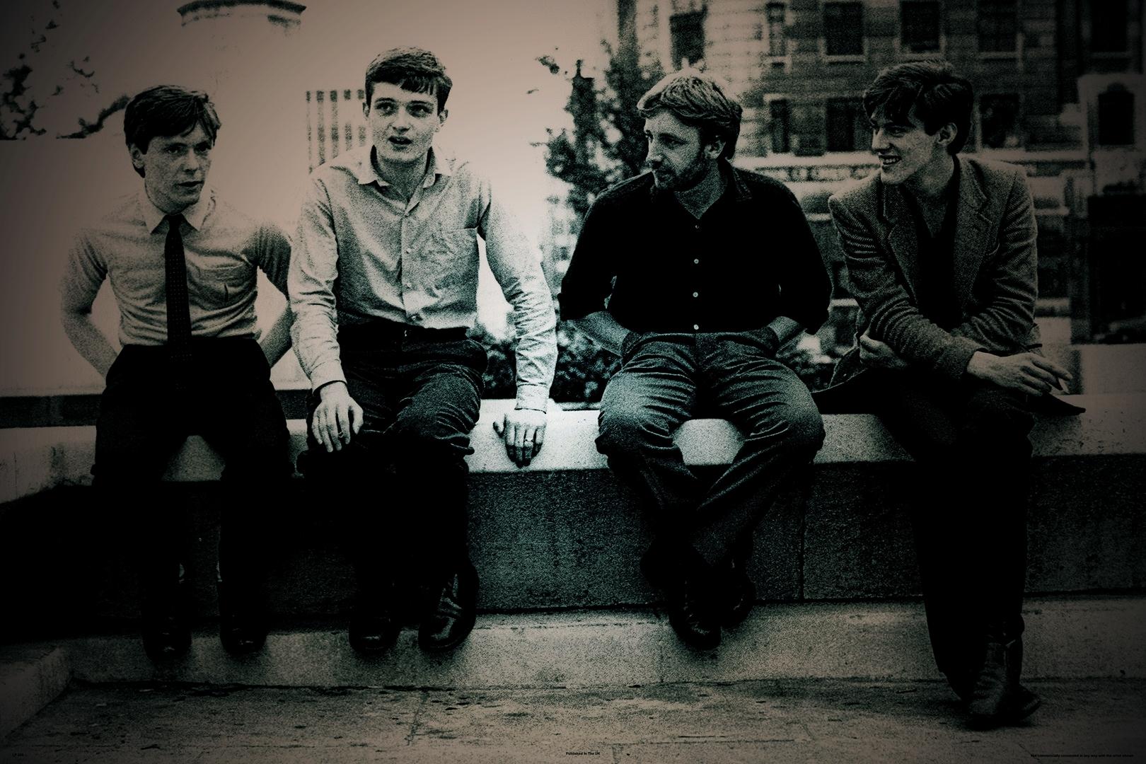Joy Division 快乐分裂乐队壁纸