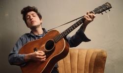 Bob Dylan 鲍勃·迪伦年轻时期经典弹吉他高清图片壁纸