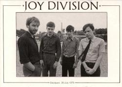 Joy Division乐队图片
