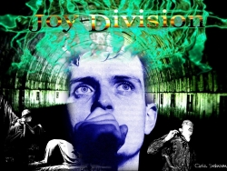 快乐分裂乐队Joy Division高清图片