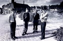 Joy Division乐队桌面壁纸