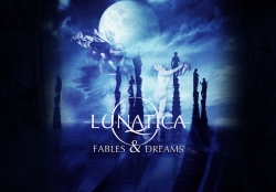 Lunatica女声交响金属乐队桌面背景