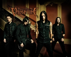 Bullet for My Valentine高清大图