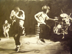 暴力反抗机器乐队Rage Against the Machine现场老图片