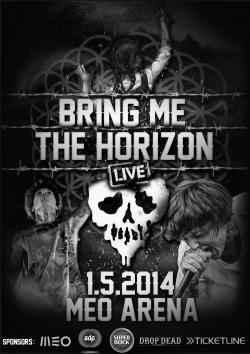(BMTH乐队)Bring Me The Horizon海报图片