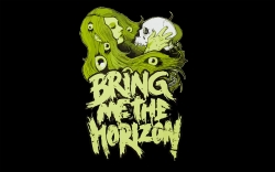 (BMTH乐队)Bring Me The Horizon桌面背景
