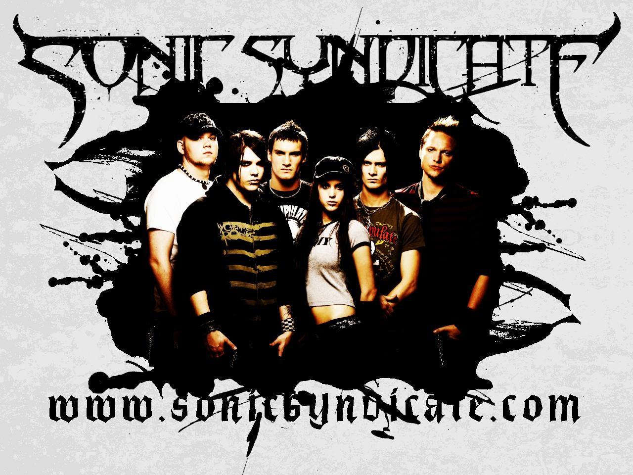 Sonic Syndicate乐队经典壁纸