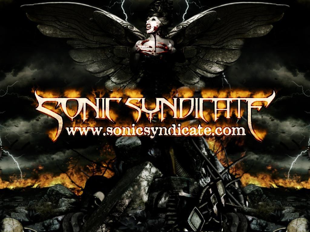 音速联合乐队Sonic Syndicate封面高清壁纸