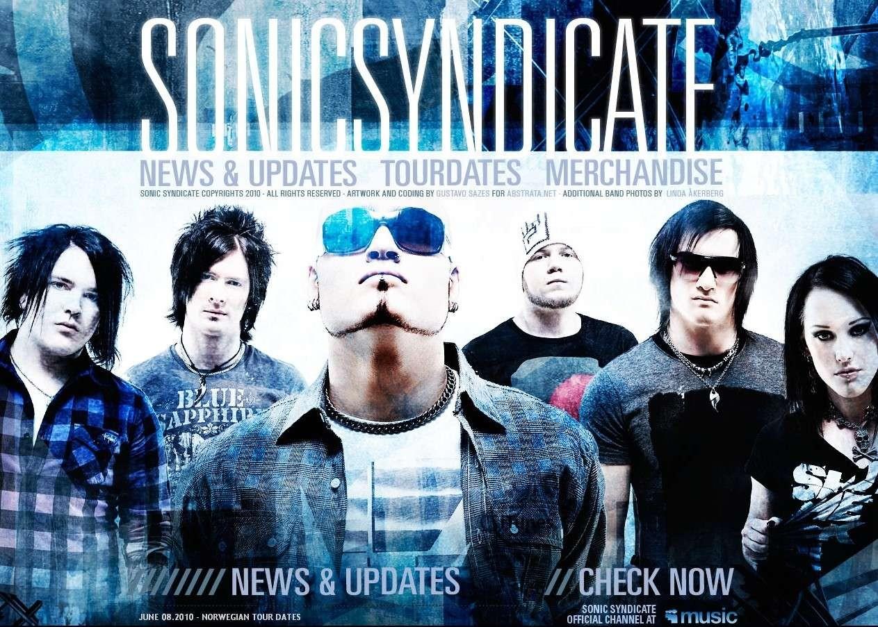 Sonic Syndicate高清壁纸