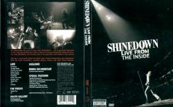 Shinedown乐队专辑封面海报壁纸