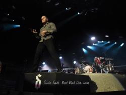 硬摇滚乐队Shinedown高清图片