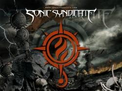 音速联合乐队Sonic Syndicate乐队logo高清图片