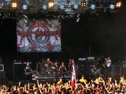 Sonic Syndicate音速联合乐队经典现场演出桌面壁纸