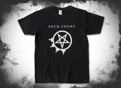 Arch Enemy 大敌乐队T恤