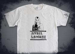 艾薇儿T恤