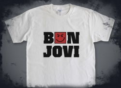 Bon Jovi T恤