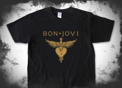 Bon Jovi 印花
