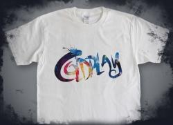 Coldplay T恤