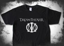 Dream Theater 梦剧院印花