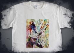 SLASH T恤印花