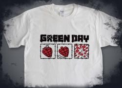 Green Day 印花