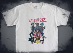 Gorillaz 卡通组合